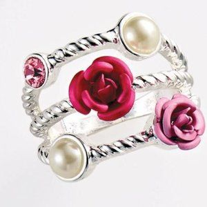 Fit For A Princess Ring Size 10 AVON